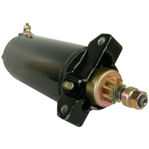 2 New Starter For Mercury Outboard 100 115 200 225 250 300 Hp, 200Cxl 200L 200Xl 2.5L 225Cxl 225Cxxl 3.0L, 250Cxl 250Cxxl 250Xl 250Xxl 50-818445 50-818445-2 50-818445-3 50-818445-5 (Arco Outboard Starter)