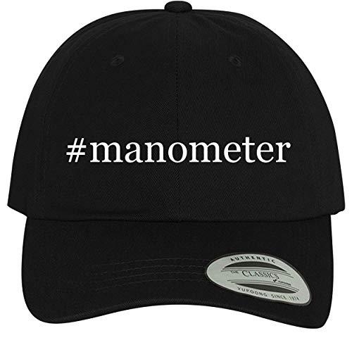 BH Cool Designs #Manometer - Comfortable Dad Hat Baseball Cap, Black