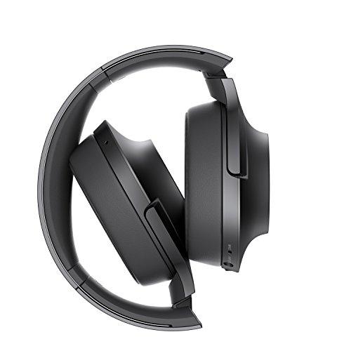 Sony MDR100ABN/B Headphones