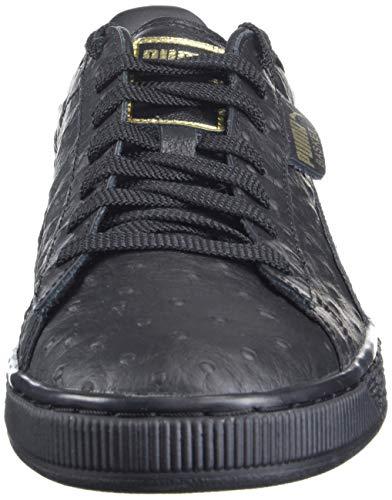 huge discount e3a8c 7392f Puma Women's Basket Ostrich Sneaker: Buy Online at Low ...