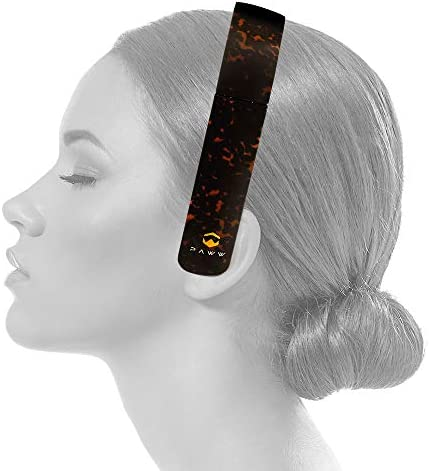 Paww SilkSound Headphones – Stylish Foldable Paww SilkSound Headphones – Stylish Foldable On-Ear Wireless Bluetooth Handsfree Calling with 8 Hours Playtime for Work Travel or Outdoor Use