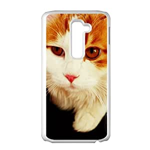 SANYISAN Cat Phone Case for LG G2 Case