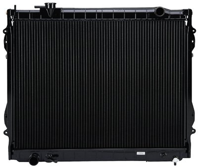 02 tacoma radiator - 3