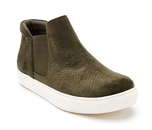 Women's Matisse Fashion Velvet Harlan Sneaker Olive 8qxdrqpn