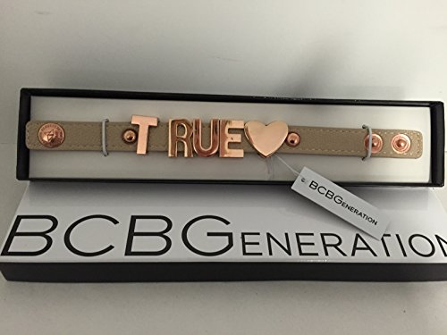 bcbg-rose-gold-affirmation-bracelet-true-love-beige-leather-in-gift-box