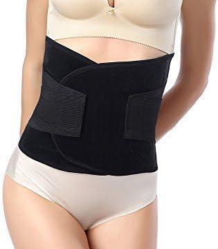 Waist Trimmer Belt- Breathable Postpartum Postnatal Recoery Materinty Support Belt Post Pregnancy After Birth,Pregnancy Belly Band Abdominal Binder