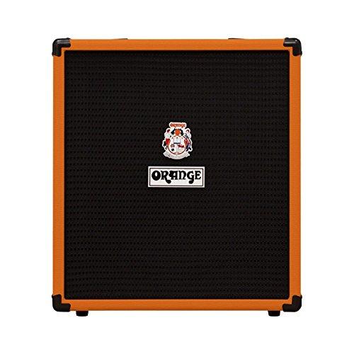 Orange Amplifiers Crush PiX CR50BXT 50W 1×12 Bass Combo Amp Orange