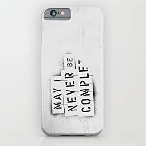 Society6 - [ Never Be Complf ??????] Ii iPhone 6 Case by Daniel Coulmann