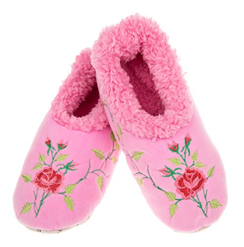 Snoozies Chaussons Femme Snoozies Rose Chaussons Femme O47nn