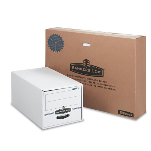 30%OFF Bankers Box 00721 STOR/DRAWER File Drawer Storage Box, Letter