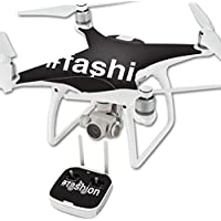 Skin For DJI Phantom 4 Quadcopter Drone – Fashion | MightySkins Protective, Durable, and Unique Vinyl Decal wrap cover | Easy To Apply, Remove, and Change Styles | Made in the USA