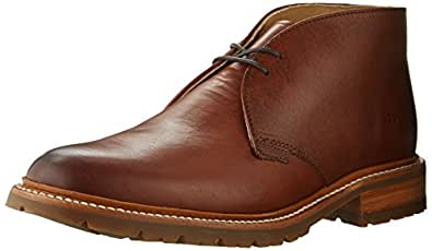 Amazon Com Frye Men S James Lug Chukka Boot Shoes