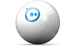 Orbotix S003RW1 Sphero 2.0: The App-Controlled Robot Ball