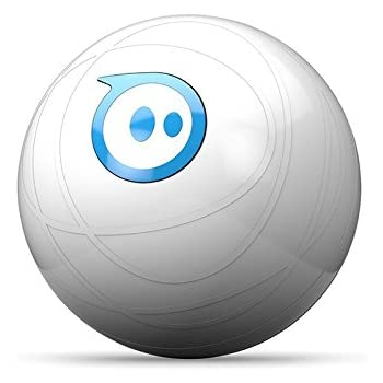 Orbotix S003RW1 Sphero 2.0: The App-Controlled Robot Ball