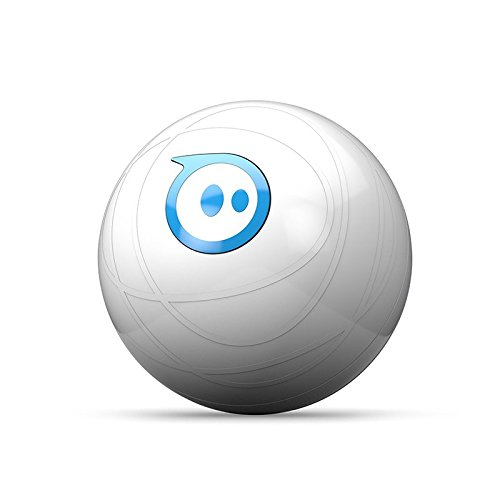 Orbotix S003RW1 Sphero 2.0: The App-Controlled Robot Ball (Packaging May Vary) ()