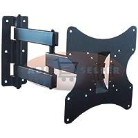 ARTICULATING CORNER TILT ARM SWIVEL LCD LED TV WALL MOUNT 23 24 26 30 32 36 37