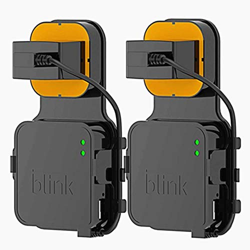 FARSAIL 2-Pack Wall Mounting Bracket Holder for Blink Sync Module only,  Blink XT Accessories Compatible with Blink Home Security Cameras, No Messy