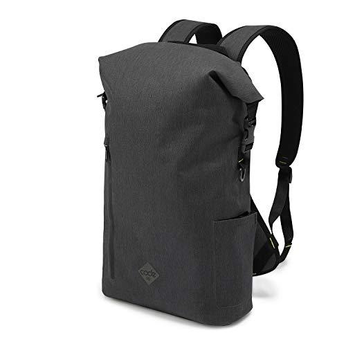 Code10 Waterproof, Theft-Proof Backpack (black)