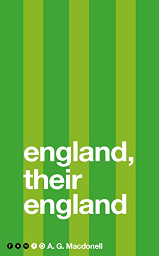 England, Their England (Pan 70th Anniversary Book 9)