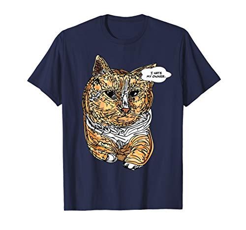 Shane Dawson I Hate My Owner T-Shirt
