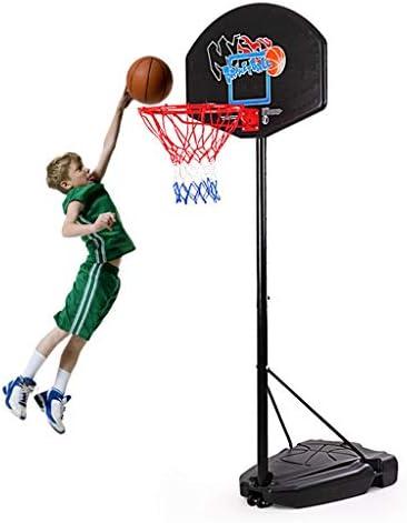 バスケットボールスタンドは屋外の子供用玩具標準のバスケットボールフープラックリムーバブルボールをスタンド上げ、中学生バスケットボールを低下させることができます