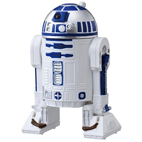 메타 코레 스타워즈 피규어 #11 R2-D2 (standing 포즈) 높이 약78mm 다이캐스트제 도장필 가동 피규어