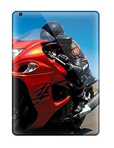 Oscar M. Gilbert's Shop Tpu Case Cover For Ipad Air Strong Protect Case - 2008 Suzuki Hayabusa Design
