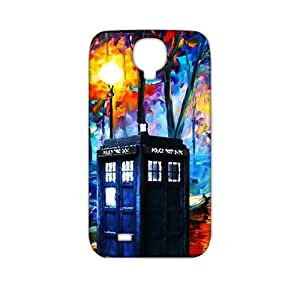 Doctor Who 3D Phone Case for Samsung Galaxy S4