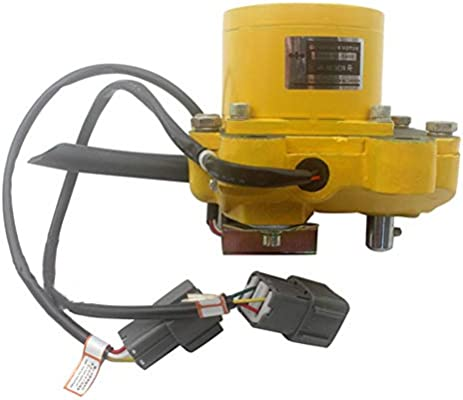 Spare Part 7824-31-3600 Throttle Governor Motor for PC120-5 PC130-5
