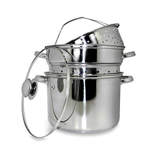 12 Quart Stainless Multi Cooker - 4