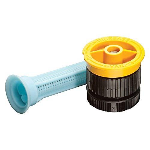 - Rain Bird 4-Van Sprinkler Spray Nozzle 4' Radius Adjustable Arc Female Thread 25 Pack