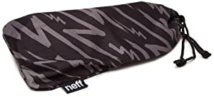 Neff Daily Shades Unisex Sunglasses with Cloth Pouch - 100% UV Protection for Daily Wear & Cycling, Running and Driving