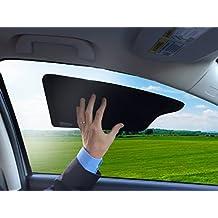 TuckVisor Car Sun Window Shade Visor Shades Visors Extender 2 Pack