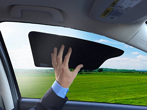 TuckVisor Car Sun Window Shade Visor Shades Visors Extender 2 Pack