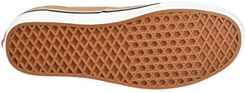 Varevogne Autentiske Sneakers (tigre Øje / Sand Hvid) Unisex Skate Vulc Sko BDa3gi