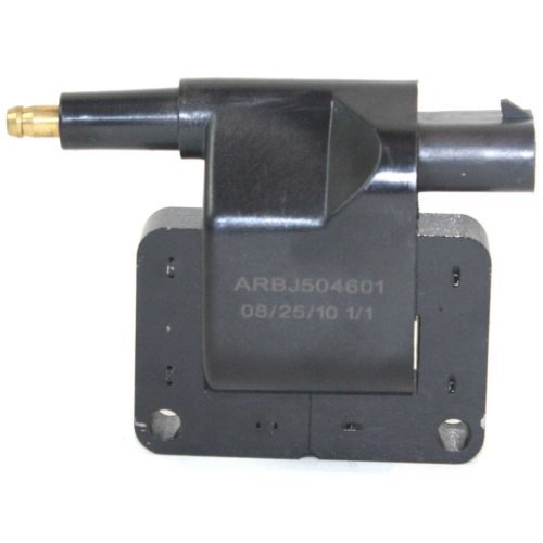 Coil Pack Ignition Coil compatible with 97 Jeep Wrangler (TJ) 91-95 Wrangler (YJ) (Dodge Spirit Ignition Coil)