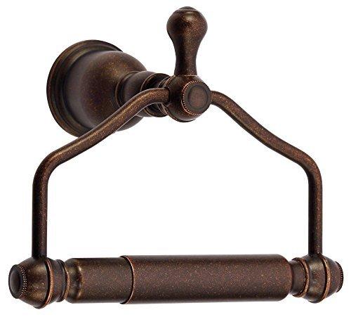 (Danze Opulence Paper Holder, Tumbled Bronze by Danze)