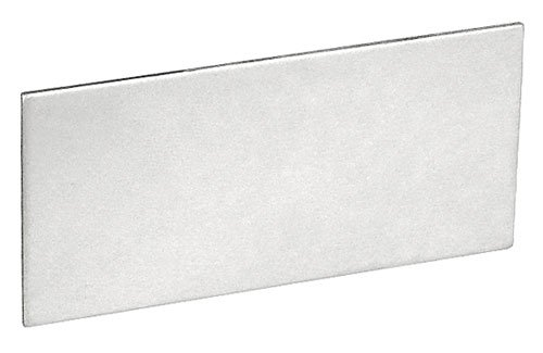 3 Inch Safety Plate For Metal Stud-10 per case