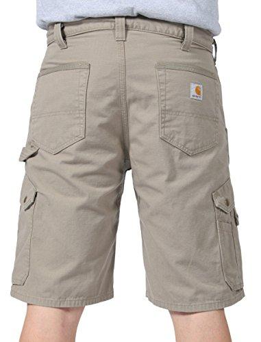b357 del Cs des trasporto Abbigliamento lavoro Carhartt deserto Pantaloncini B357 da da Ripstop qPxH4TPgSw