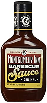 Montgomery Inn Barbecue Sauce 18oz