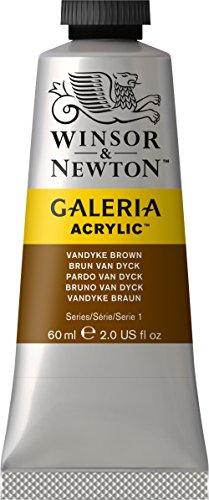 60 Van (Galeria Acrylic Paint 60ml/Tube-Vandyke Brown)
