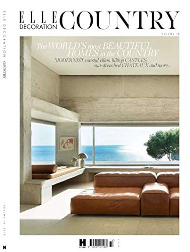 Elle Decoration - ELLE DECORATION COUNTRY ISSUE 14 SPRING SUMMER 2019