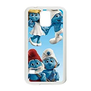 Charming The Smurfs Cell Phone Case for Samsung Galaxy S5
