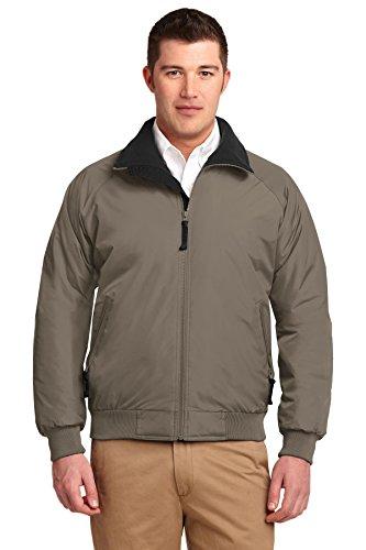Port Authority Challenger Jacket - Port Authority Men's Challenger Jacket XL Khaki/True Black