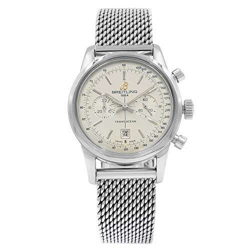 Breitling Transocean Automatic-self-Wind Male Watch for sale  Delivered anywhere in USA