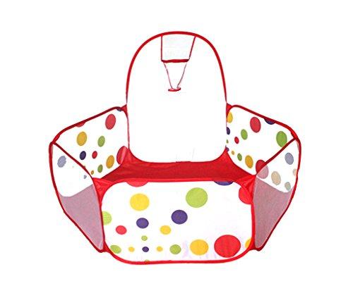 統計的アロング広くZYH ベビーマリンボールプールは、ボールプール屋内と屋外の子供を撮影することができます折り畳まれたテント玩具のゲームハウスボールプール120 * 62 * 75CM 広いスペース (サイズ さいず : 120 * 62 * 75CM)