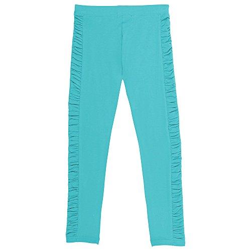 Ruched Cotton Pants - 5