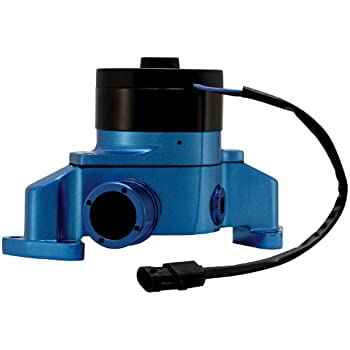 41RvY1SSWmL._SL500_AC_SS350_ amazon com proform 68220r red electric water pump for ford small proform electric water pump wiring diagram at honlapkeszites.co