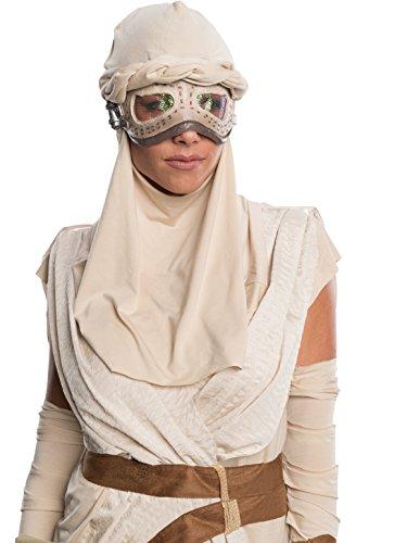 Rubie's Women's Star Wars Episode VII: The Force Awakens Grand Heritage Rey Costume, Multi, -