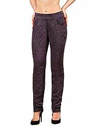 Bluberry Denim Hedy Black & Grey Straight leg